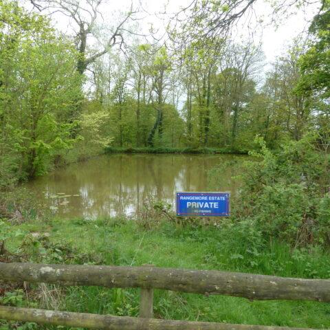 Rangemore Pond