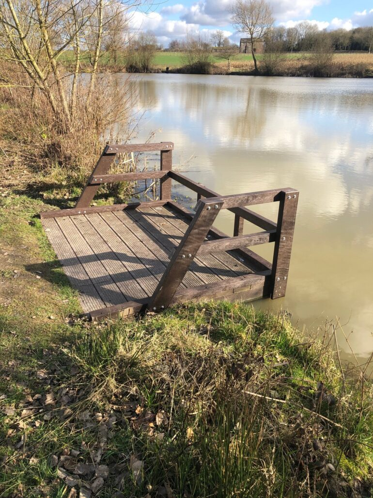 Kingstanding new pegs, wheelchair access swim and peg numbers