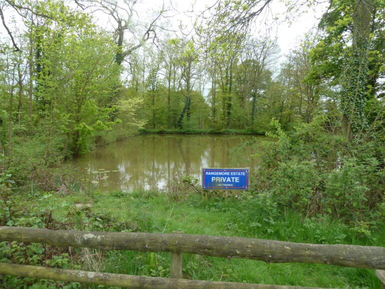Rangemore – water shut Sunday 21st March (8am-1pm)