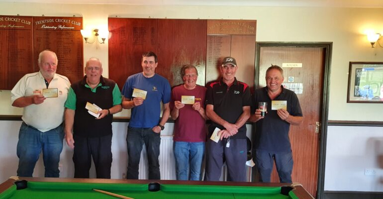 Renwick Rose Bowl Qualifer, Branston and Catton Sunday the 22nd August 2021